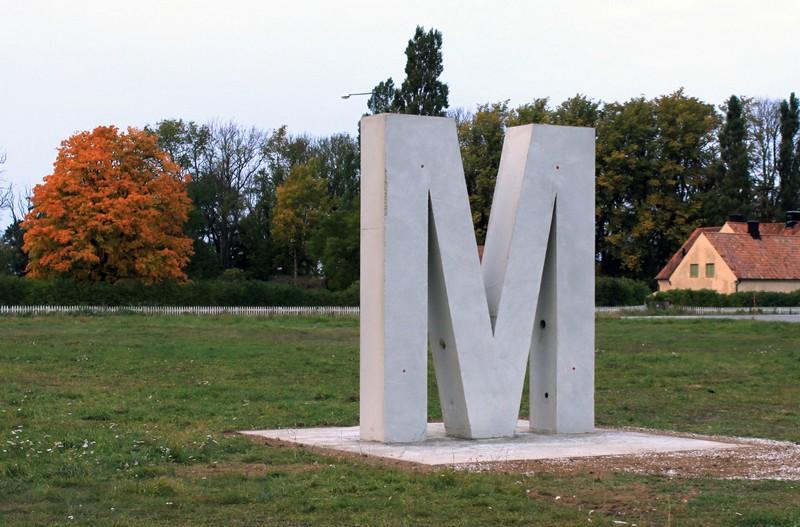 Destruktionen af M