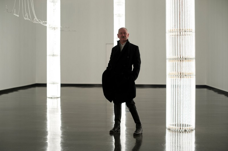 Ten Questions: Cerith Wyn Evans