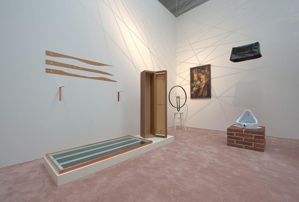 Duchamps poetiska geometri
