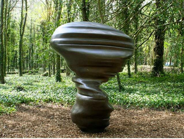 Kulturetaten var positiv til skulpturparken fra starten