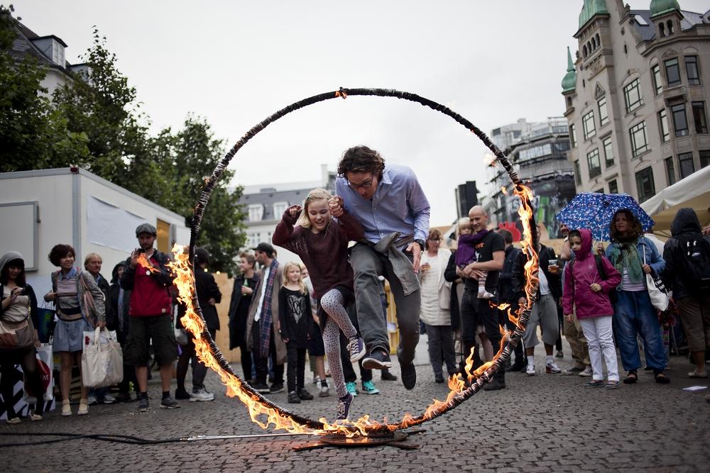 Lokal kunstfestival