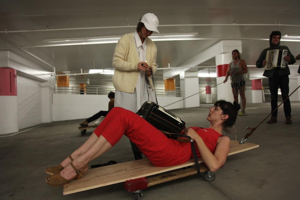 Norsk «paviljong» på New York-biennale