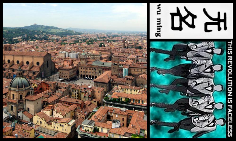 Postkort fra Bologna