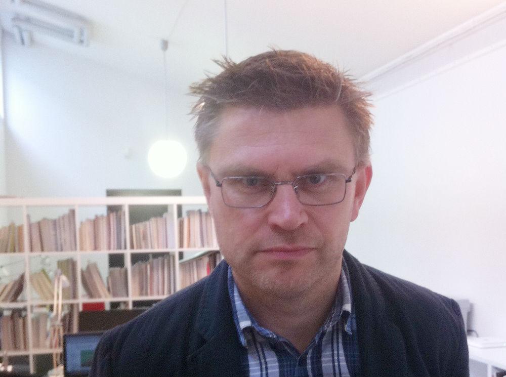 Jonas Ekeberg to leave Kunstkritikk