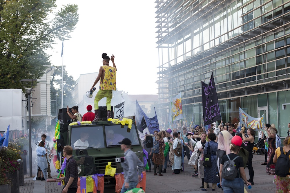 Being Radical in the Age of Biennial Culture