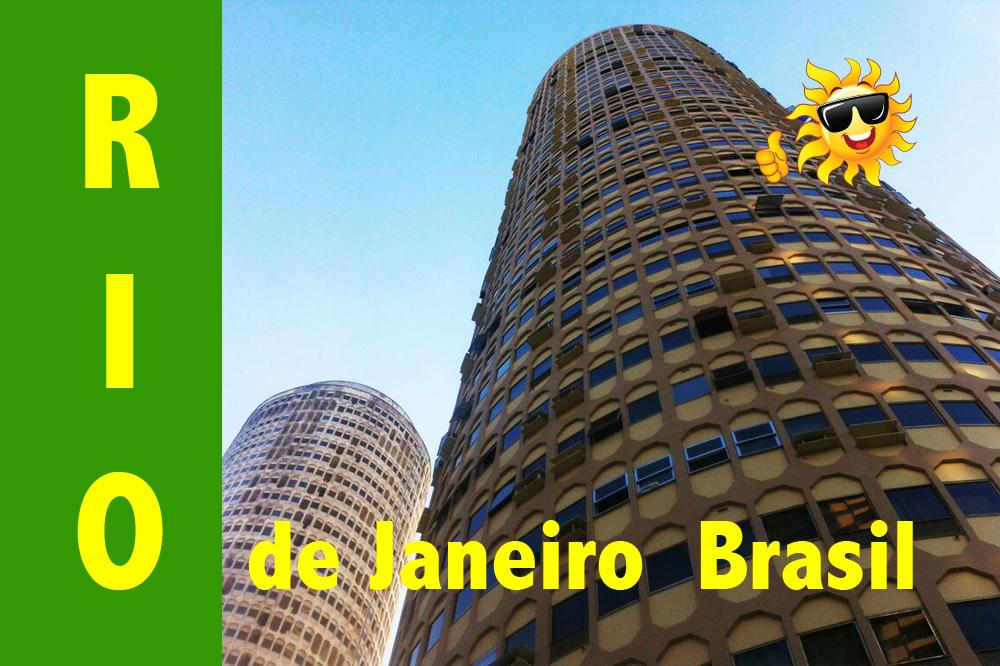 Postkort fra Rio de Janeiro