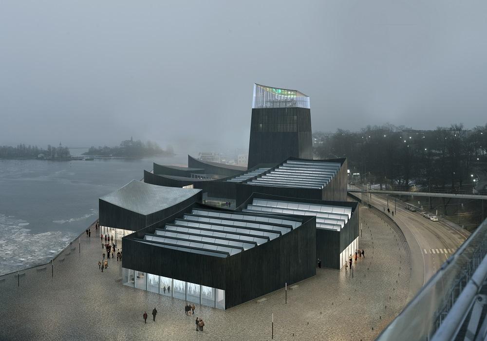 The End of Guggenheim Helsinki