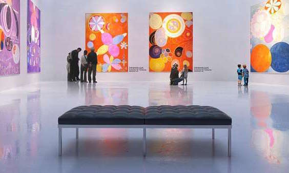 A New Museum for Hilma af Klint