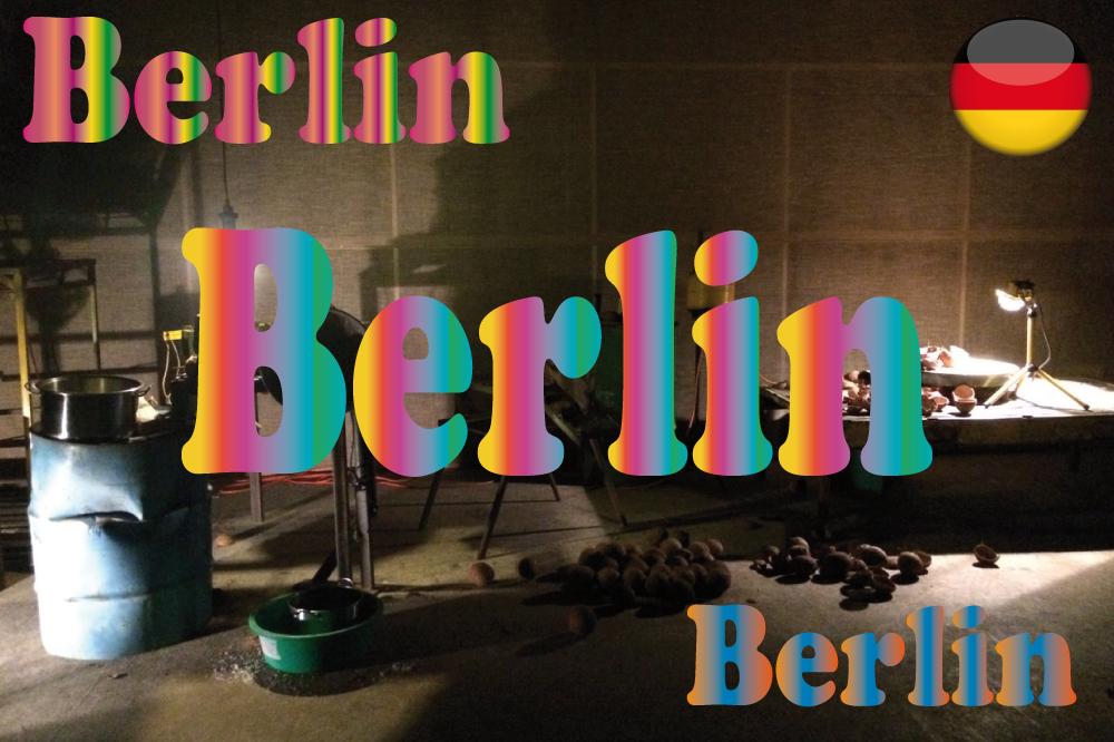 Vykort från Berlin