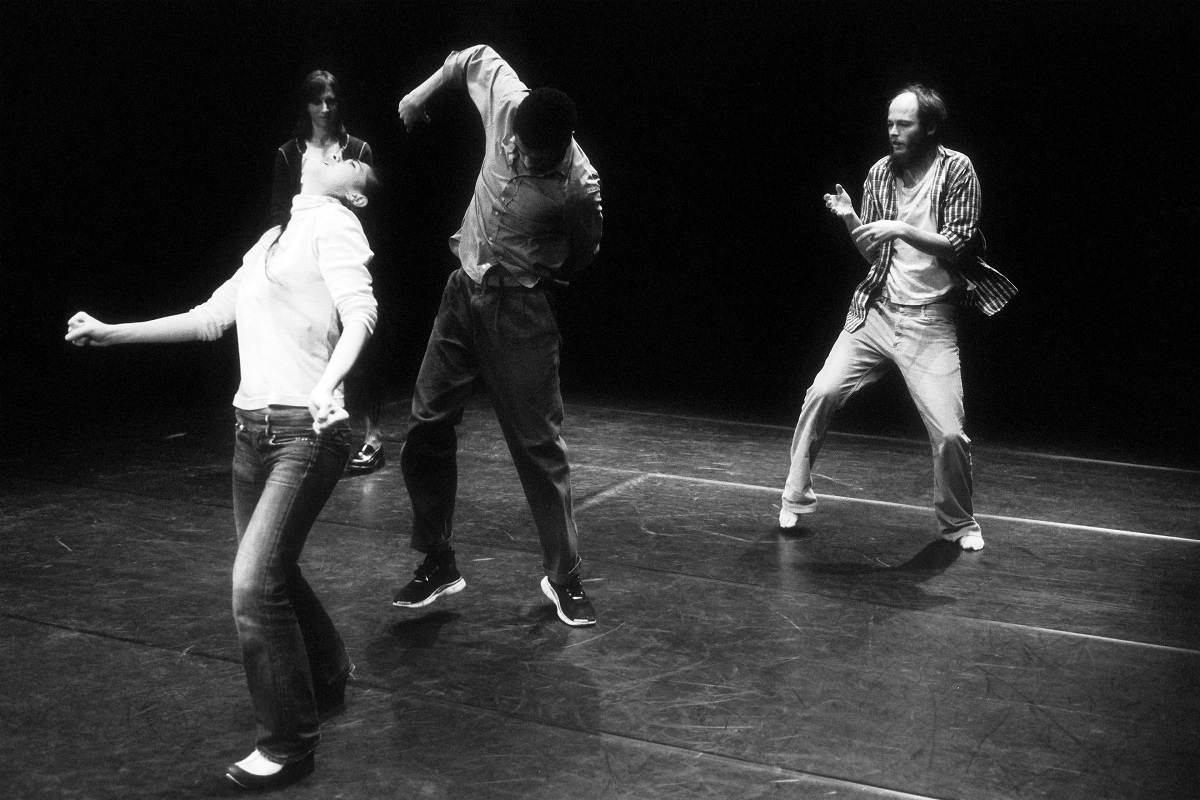 Dance of the Praying Mantis