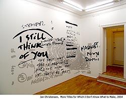 Å male seg selv opp i et hjørne – på sporet av kunstnersubjektet