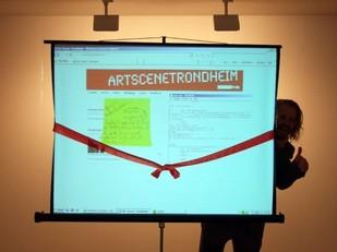 Utålmodige kunstnere i Trondheim