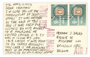 Postkort fra en annen tid