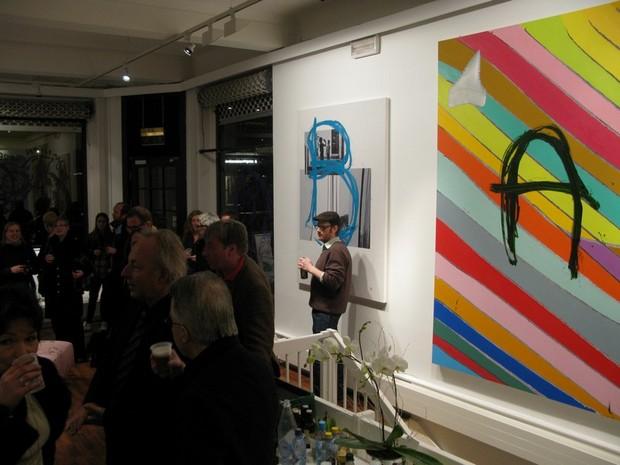 Bjarne Melgaard med nytt galleri
