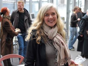 Paula Crabtree ny rektor ved Kunsthøgskolen i Bergen