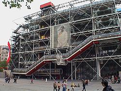 """Centre Pompidou """" 30 år"""
