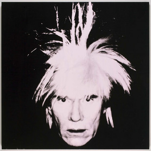 Andy takes his Warhol off